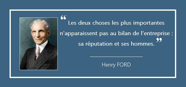 Henry FORD Test 2